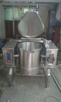 Electric Tilting Boiling Pan