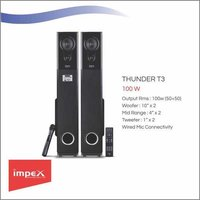 IMPEX Multimedia Speaker 2.0 (THUNDER T3)