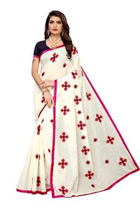 new letest chanderi saree