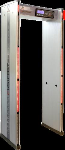 Security Door Frame Metal Detector Waterproof: Yes