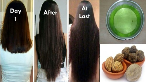 Triphala Hair Oil