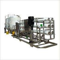 Fully SS RO Plant