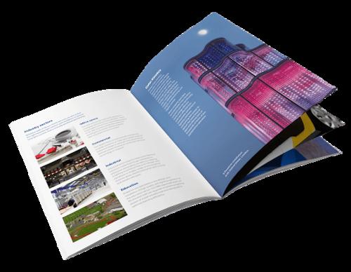 Brochure Designing