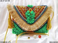Beautiful and funky banjara bags