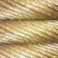 Non rotating wire rope