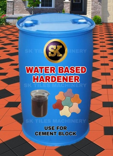 Water Based Hardener Chemical