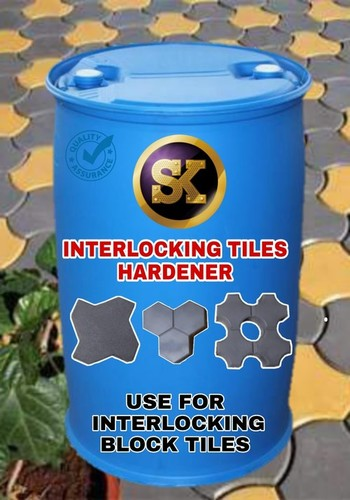 Interlocking Tile Hardener