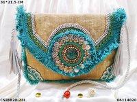 Beautiful and funky banjara bags