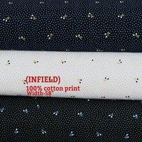 INFIELD 100% cotton fabric