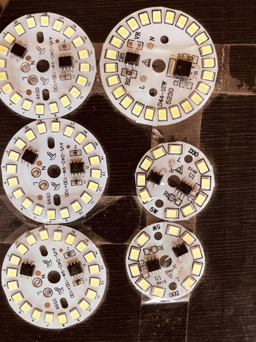 LED LIGHTS RAW MATERIAL