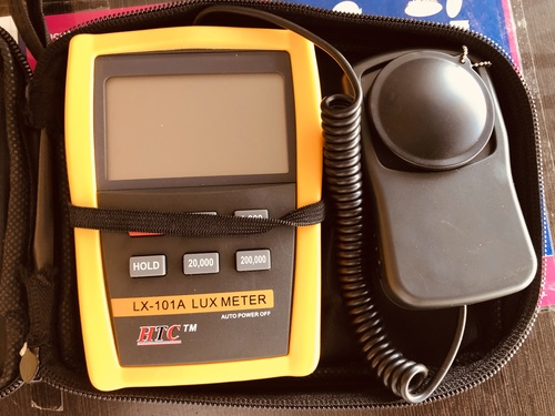 Lux Meter-LUX Meter Digital