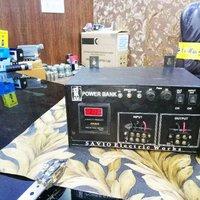SAVIO ELECTRIC WORKS power pack