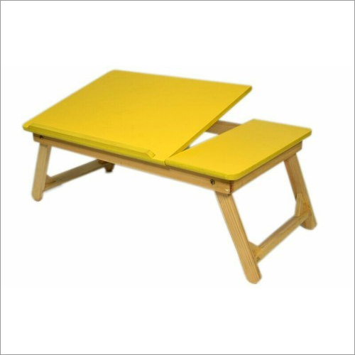 Yellow Laptop Table