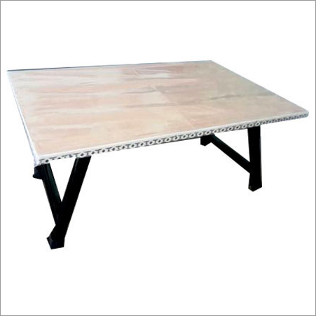 Rectangular Folding Bed Table