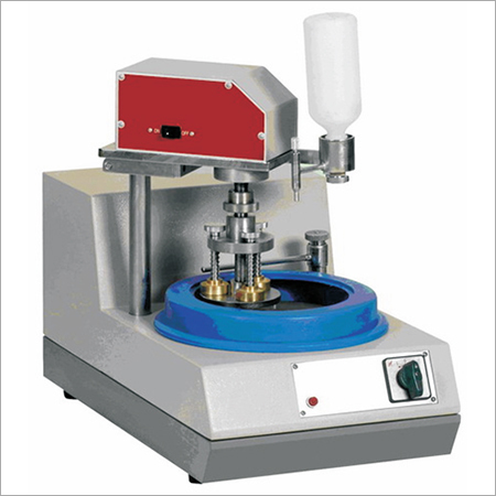 Metallography Equipments
