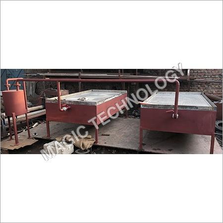 Kattha Manufacturing Plant Machine