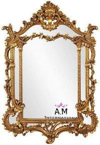 antique gold wooden frame