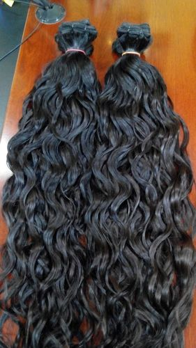 RAW INDIAN HAIR WATER WAVY