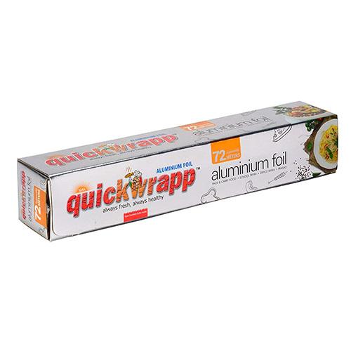 72mtr Quickwrapp Aluminium Foil