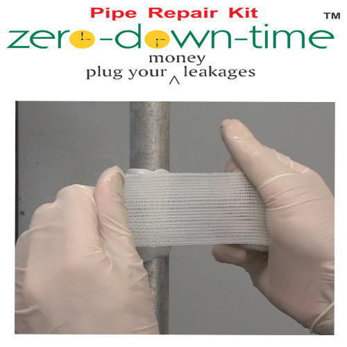 Pipe Repair & Re-Strengthening Kits