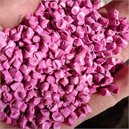 Pink Color Pp Granules