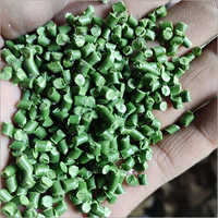 Green Color Pp Granules
