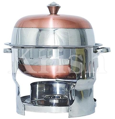 Copper Bottom Apollo Chaffing Dish