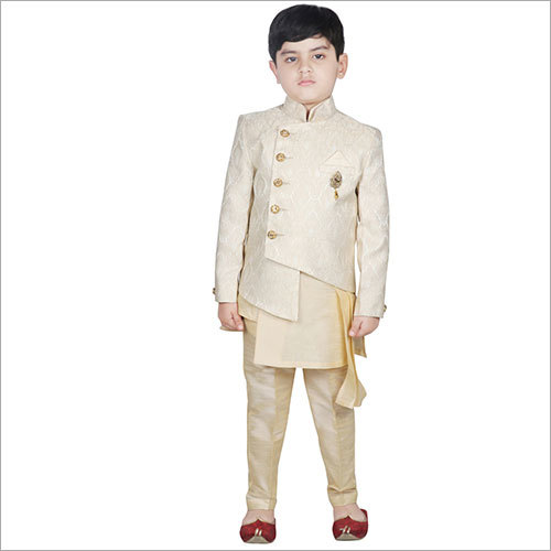 Boys Designer Indo Western Wear