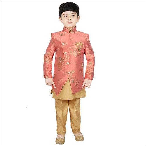 Boys Modern Indo Western Wear