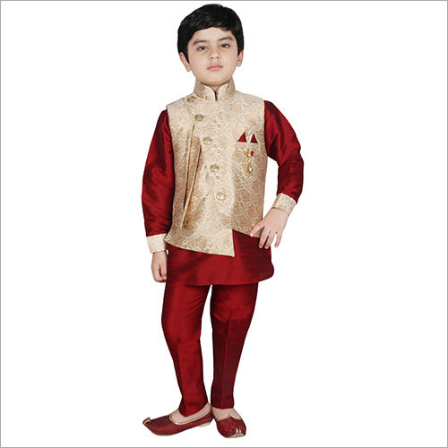 Boys Trendy Indo Western Wear