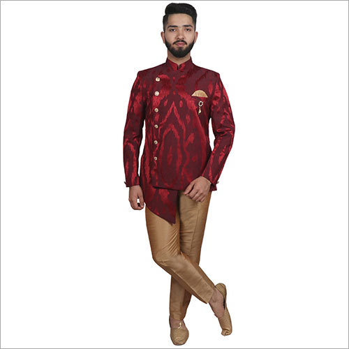 Men Trendy Indo-Western Set