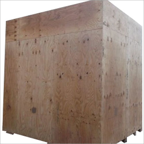 Industrial Wooden Packing Services