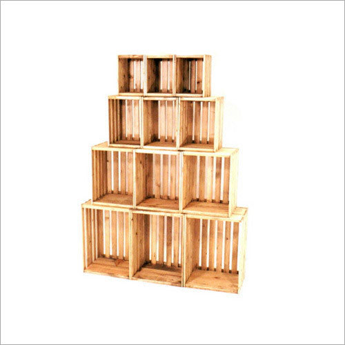 Wooden Crates For Storage