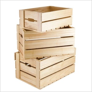 Wooden Boxes For Transportation