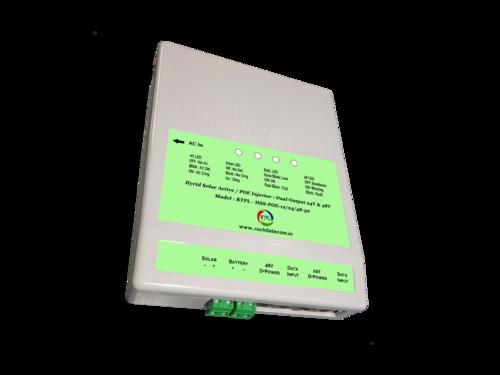 Hybrid Solar WiFi Solution