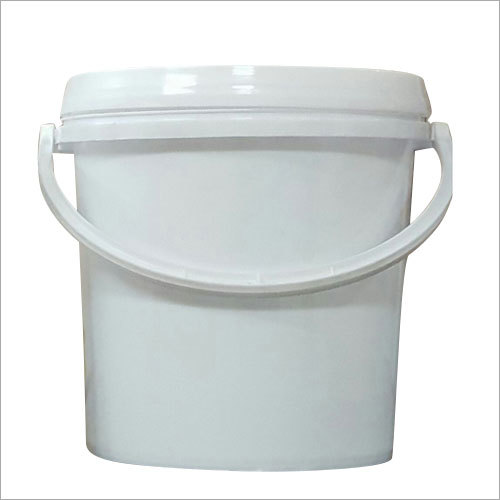 Lubricant And Grease Plastic Bucket