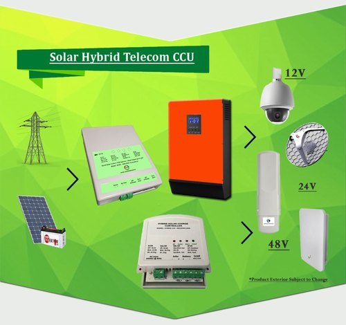 Solar Telecom Power Solution