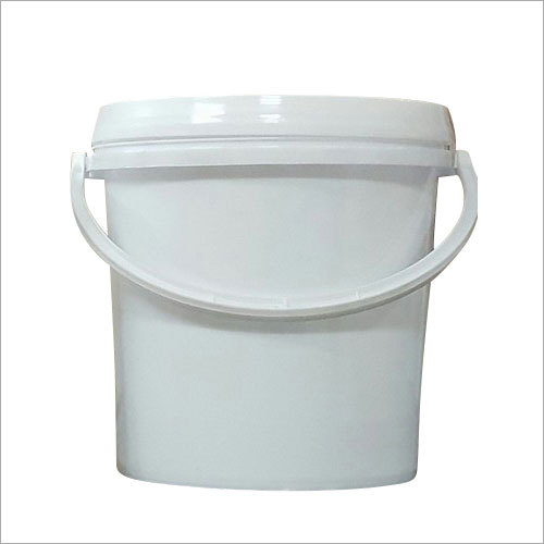 10 Ltrs Plastic Paint Bucket