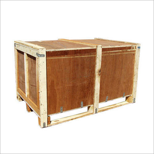 Industrial Heavy Machine Wooden Packaging Boxes