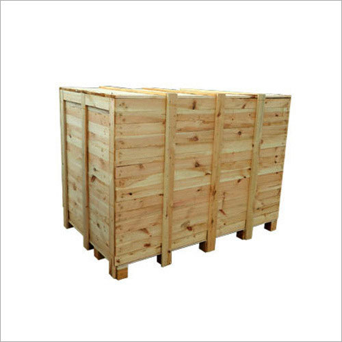 Machinery Wooden Packaging Boxes