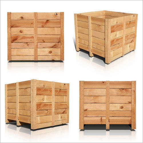 Plywood Wooden Crates