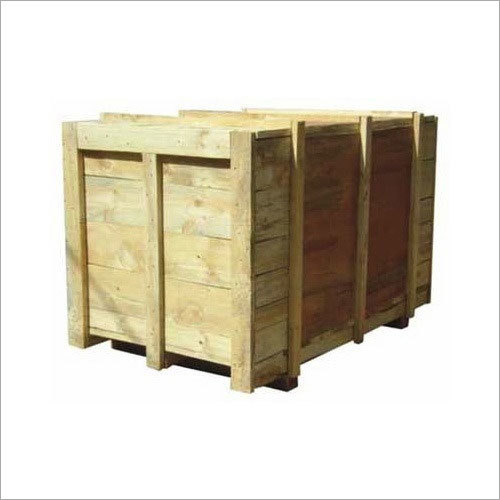 Industrial Packing Wooden Boxes