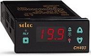 Selec CH403A-2-NTC Digital Temperature