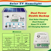 Solar TV Home Light