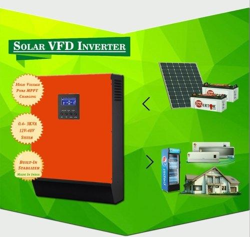 Solar VFD Inverter