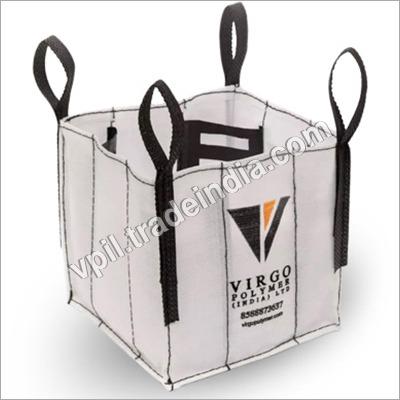 Polypropylene White Baffle Bag