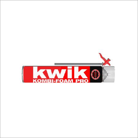 KWIK KOMBI-FOAM PRO (Straw Grade)