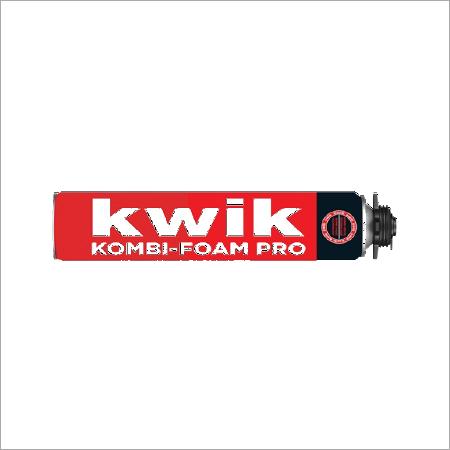 Polyurethane Foam Spray Fire Rated - KWIK KOMBI-FOAM PRO FR (Gun Grade)