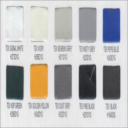 Epoxy Polyester Texture Finish