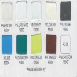 Pure Epoxy Polyester Glossy Finish
